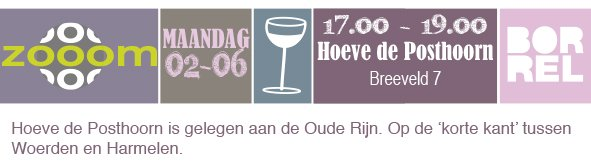 zooom borrel 02-06-2014