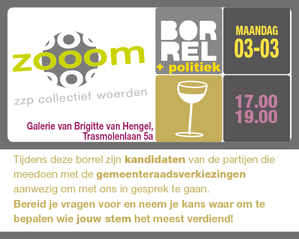 zooom borrel 03-03-2014