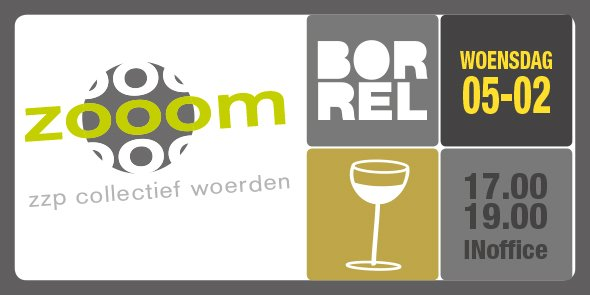 zooom borrel 05-02-2014