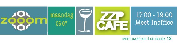 zooom borrel 06-07-2015